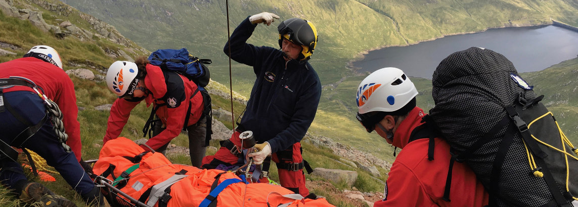 Oban Mountain Rescue Team